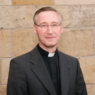 Pfarrer Gerald Haringhaus